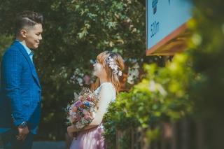 【茱蒂文創婚紗攝影和好感分享】